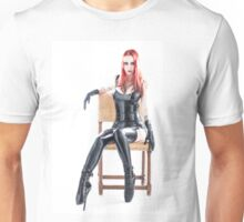 Traped in Fetish-heels Unisex T-Shirt