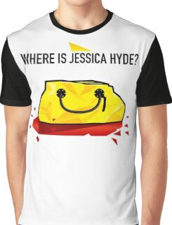 Utopia - Where Is Jessica Hyde? Graphic T-Shirt