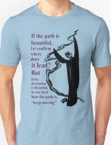 beautiful path  T-Shirt