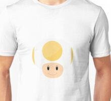 Yellow Toad Unisex T-Shirt