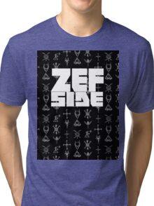 Zef Sigils Design Tri-blend T-Shirt