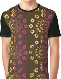 Ornament from halfway flowers Graphic T-Shirt