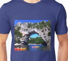 Vallon Pont d Arc Unisex T-Shirt