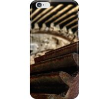 15.8.2014: From Abandoned Power Plant III iPhone Case/Skin