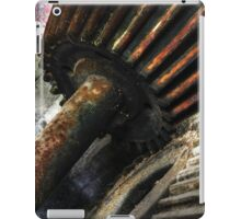 15.8.2014: From Abandoned Power Plant IV iPad Case/Skin