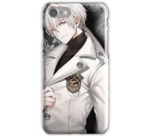 Mystic Messenger Zen design iPhone Case/Skin