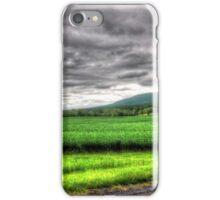 Valley Crops iPhone Case/Skin