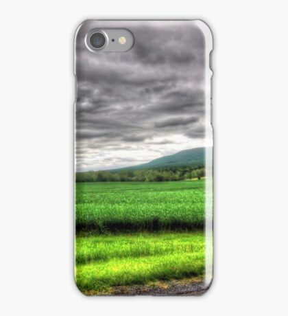 Valley Crops iPhone Case/Skin