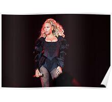 Beyoncé  - FWT LIVE IN ST. LOUIS. Poster