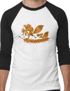 Farm Foxes Men's Baseball ¾ T-Shirt