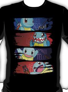 Happy Squirtle Ninjas T-Shirt