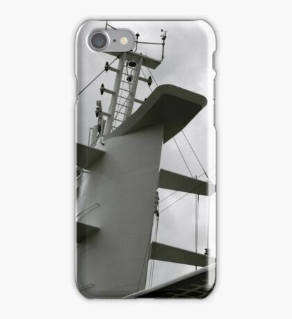 Ship Wires iPhone Case/Skin