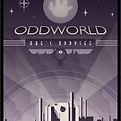 Oddworld: Abe's Oddysee by Jonny Eveson