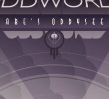 Oddworld: Abe's Oddysee Sticker