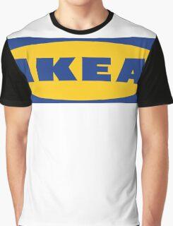 IKEA logo Graphic T-Shirt