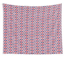 United Kingdom Flag Products Wall Tapestry