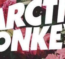 Arctic Monkeys Logo Sticker