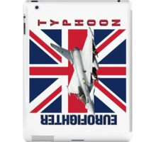 Eurofighter Typhoon iPad Case/Skin