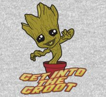 Get into the Groot! Kids Clothes