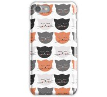 Cat Madness iPhone Case/Skin
