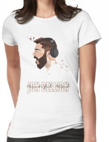 Geometric Bellion Original: 2nd Edition Womens Fitted T-Shirt