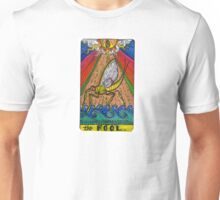 Arthropod Tarot - Card 0, The Fool Unisex T-Shirt