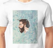 Geometric Bellion Backsplash: Silent Edition Unisex T-Shirt