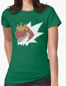 Tyrantrum (Normal) Womens Fitted T-Shirt