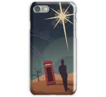 Inspector Spacetime: Day of the Blorgons iPhone Case/Skin