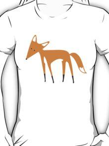 Foxy Pattern T-Shirt