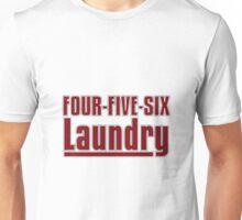 Four-Five-Six Laundry -- Archer Unisex T-Shirt