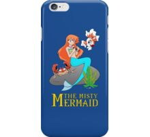 The Misty Mermaid iPhone Case/Skin