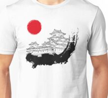 Japanese Palace Unisex T-Shirt