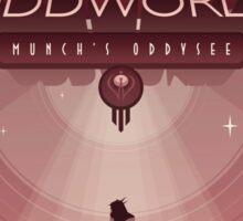 Oddworld: Munch's Oddysee Sticker