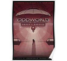 Oddworld: Munch's Oddysee Poster