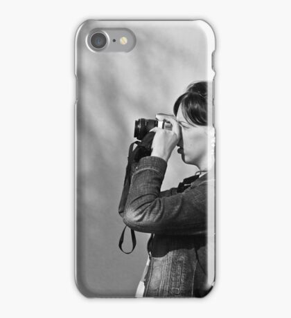 Photographer iPhone Case/Skin