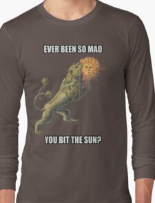So mad! This Mad! Long Sleeve T-Shirt