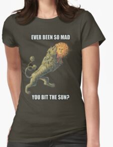 So mad! This Mad! Womens Fitted T-Shirt