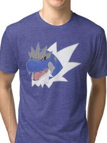 Tyrantrum (Shiny) Tri-blend T-Shirt