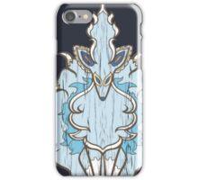 Ninetales Tiki God iPhone Case/Skin