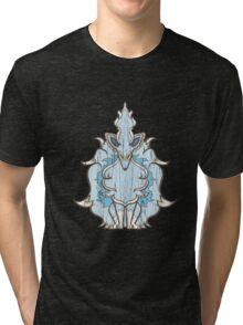 Ninetales Tiki God Tri-blend T-Shirt