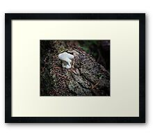 Stay Puft Marshmallow Man Lives! Framed Print