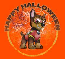 Halloween Puppy Kids Tee