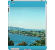 New Zealand Seaside Village iPad Case/Skin