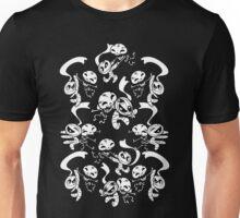 Mummy & Skeleton Unisex T-Shirt