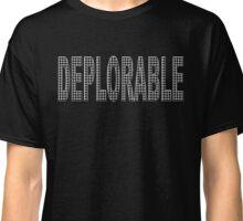 BASKET OF DEPLORABLES Classic T-Shirt
