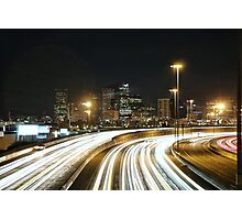 Denver After Dark #9 Photographic Print