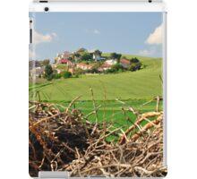 Hill village. iPad Case/Skin