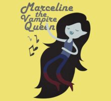 Marceline, The Vampire Queen Kids Tee