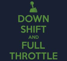 Down Shift and Full Throttle (3) by PlanDesigner